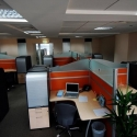 Interior of Dubai offices space