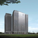 Executive offices in central Jakarta. Click for details.