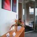 Interior of Caulfield offices space