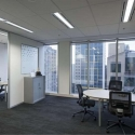 Interior of offices - Level 10, 555 Lonsdale Street