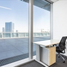Interior of Regus ADGM Square, Maryah Island, Al Maqam Tower, 34th & 35th Floor, PO. Box 35665. Click for details.