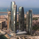 Exterior image of Etihad Tower 3, Level 36, Corniche Area. Click for details.