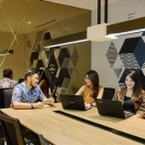 Office accomodation to hire in Jakarta. Click for details.
