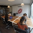 Serviced office centre in Bangkok