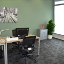 Office amenities at 82/F International Commerce Centre, 1 Austin Road West, Kowloon