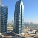 Exterior view of Jumeirah Bay X2 Tower, 16th Floor, X Cluster, Jumeirah Lake Towers, Sheikh Zayed Road. Click for details.