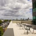 Melbourne offices with a BBQ