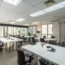 Offices at Sukhumvit Road, Asoke, Phrom Phong BTS Station, Asoke BTS Station. Click for details.