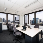 Melbourne serviced office interior