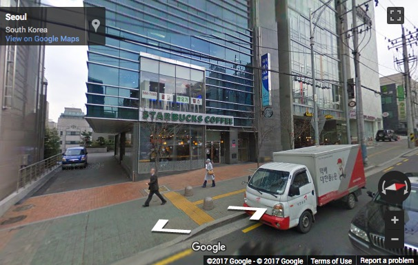 Street View image of BYSOL Corporation, Yeji Building, 641-11 Yeoksam-Dong, Gangnam-Gu, Seoul