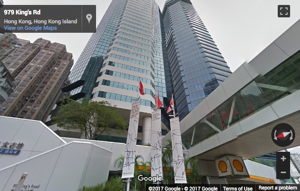 Street View image of Taikoo Place, 979 King's Road, Quarry Bay, Hong Kong