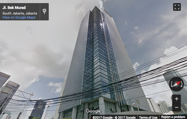 Serviced offices to rent and lease at world trade center ii 18f street view image of world trade center ii jl jend sudirman kav gumiabroncs Image collections