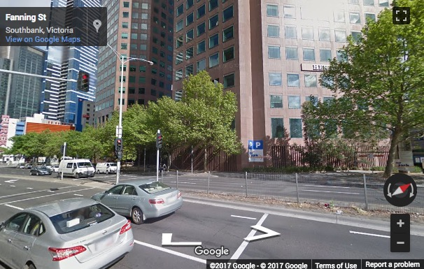 Street View image of The HWT Tower (L23), 40 City Road, Melbourne