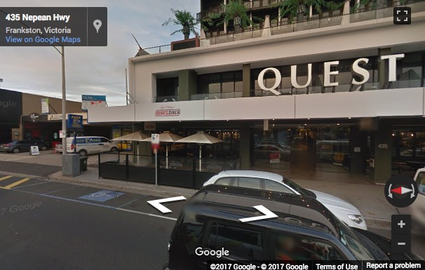 Street View image of 435 Nepean Highway, Frankston, Victoria (for 1-15 people)