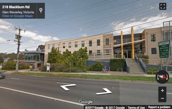 Street View image of 203-205 Blackburn Road, Eastern Melbourne, Victoria