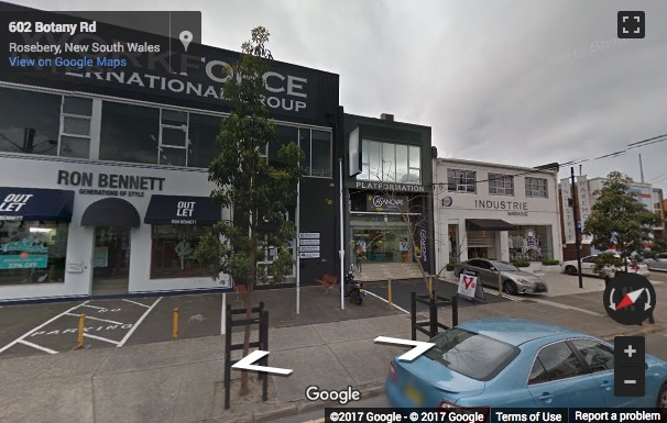 Street View image of 603 Botany Road, Rosebery, Sydney (10 minutes from the central business district)