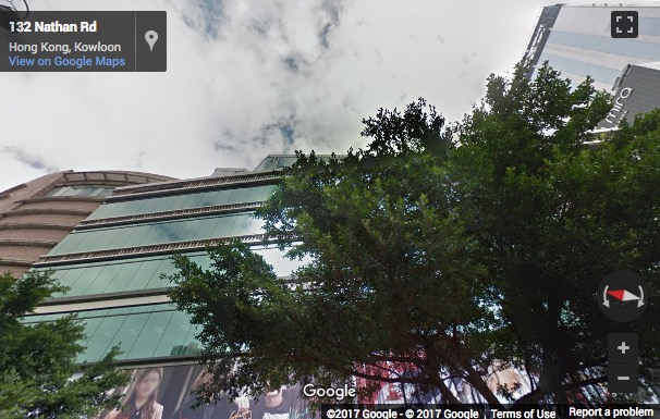 Street View image of Miramar Tower, 132 Nathan Road, Tsim Sha Tsui, Hong Kong