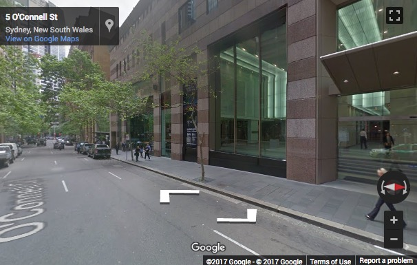 Street View image of L19, 8217 Connell Street, Sydney, New South Wales, Australia