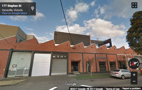 Street View image of 175B Stephen Street, Suite 201, Yarraville, Melbourne, Victoria