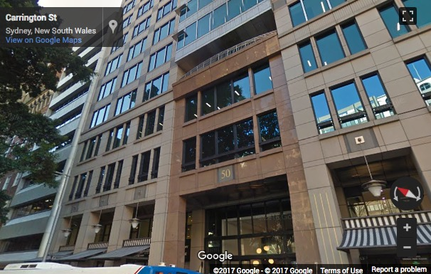 Street View image of 50 Carrington Street (L3), Sydney, New South Wales