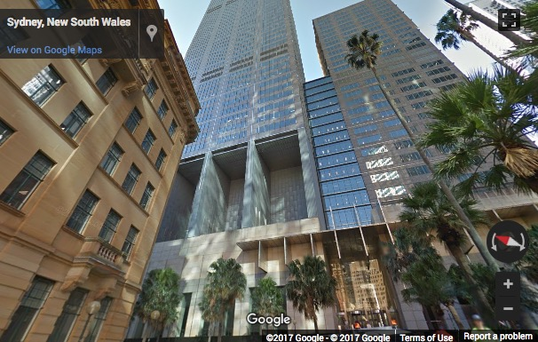 Street View image of Governer Phillip Tower, 1 Farrer Place, Sydney, New South Wales
