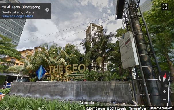 Street View image of Serviced Office Jakarta - The CEO Building, Jl TB Simatupang