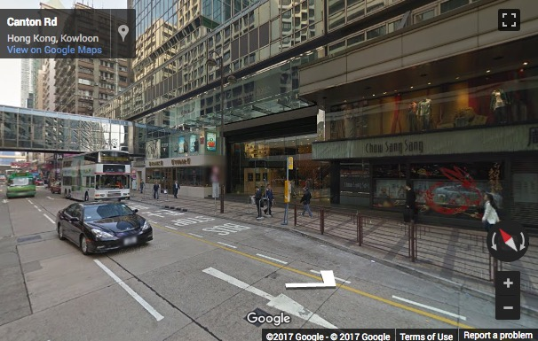 Street View image of Silvercord (Level 17) Tower 2, 30 Canton Road, Hong Kong