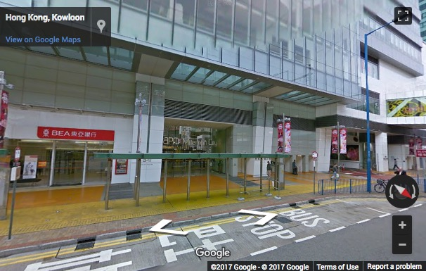 Street View image of Suite 2602-3, 26/F, BEA Tower, Millennium City 5, 418 Kwun Tong Road, Hong Kong