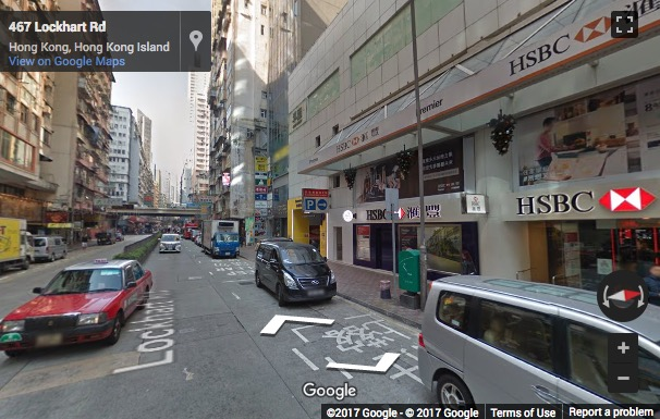 Street View image of Rm2202 Causeway Bay Plaza 2, 463-483 Lockhart Road, Causeway Bay HK, Hong Kong