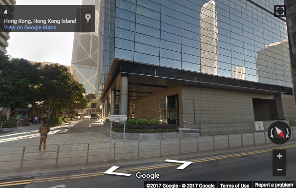 Street View image of 28/F, AIA Central, 1 Connaught Road, Central, Hong Kong