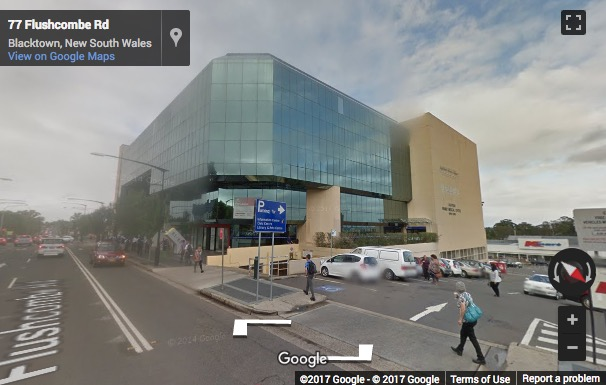 Street View image of Level 3, 81 Flushcombe Road, Blacktown, Sydney, New South Wales, Australia