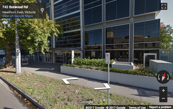 Street View image of Melbourne, Hawthorn, Ground Floor, 737 Burwood Road, Melbourne
