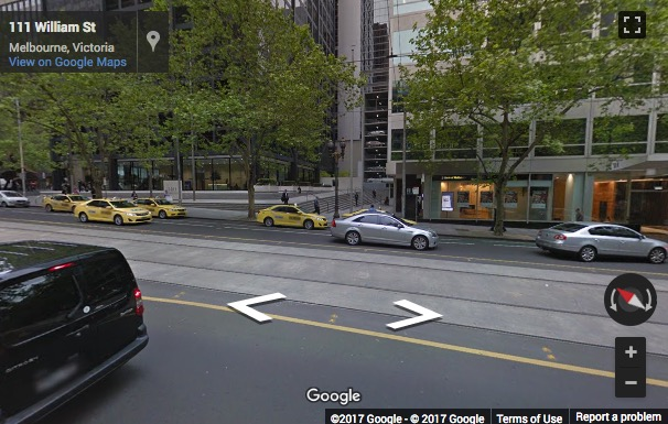 Street View image of Level 13, 118 William Street, Melbourne, Victoria, Australia