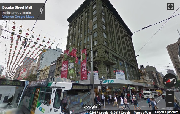 Street View image of 345 Bourke Street, Melbourne, Victoria