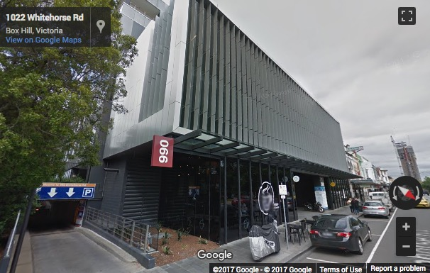 Street View image of Level 2, 990 Whitehorse Road, Melbourne, Victoria