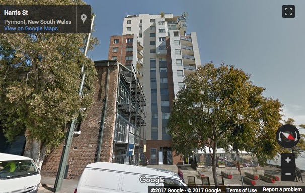 Street View image of 3 Harris St, Melbourne, Victoria
