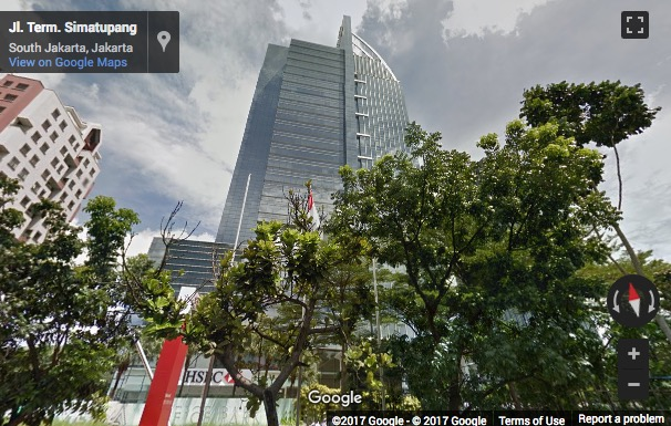 Street View image of Talavera Office Suite 18th floor, Jl. T. B. Simatupang Kav. 22-26, Jakarta