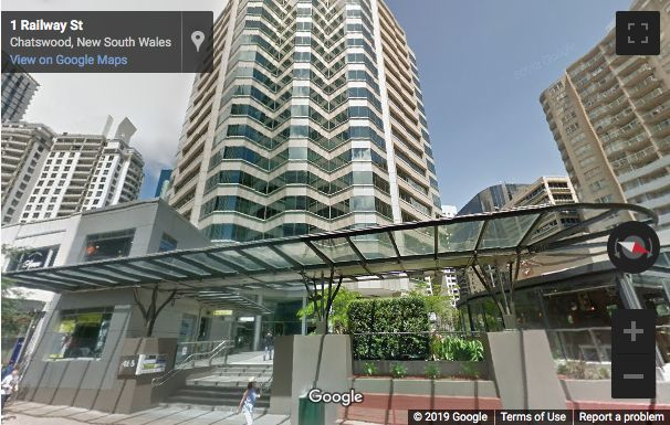 Street View image of 465 Victoria Avenue, Chatswood, Sydney, New South Wales