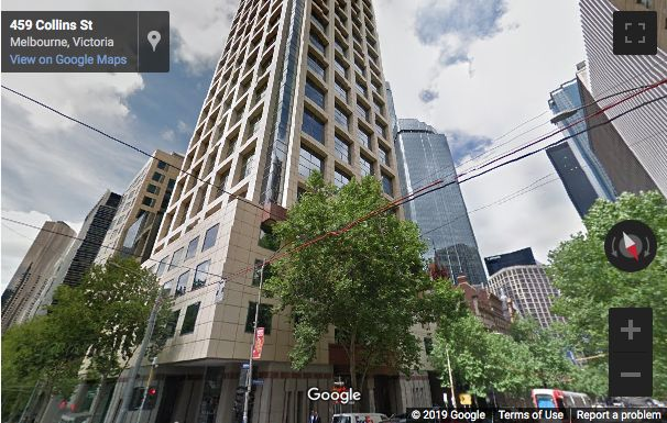 Street View image of 459 Collins Street, Melbourne, Victoria