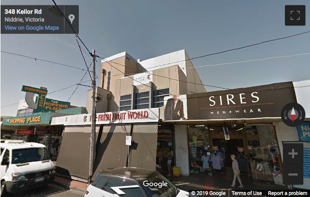 Street View image of 445 Keilor Road, Niddrie, Melbourne, Victoria