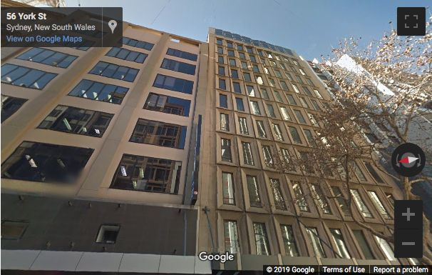 Street View image of 64 York Street, Sydney, New South Wales