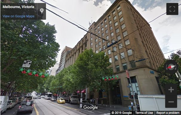 Street View image of 287 Collins Street, Melbourne, Victoria