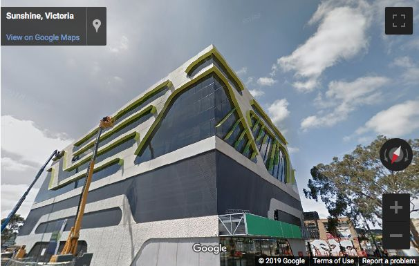 Street View image of 12 Clarke Street, Sunshine, Melbourne, Victoria