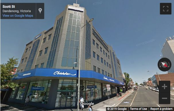 Street View image of 311 Lonsdale Street, Dandenong, Melbourne, Victoria