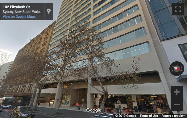 Street View image of 111 Elizabeth Street, Sydney, New South Wales