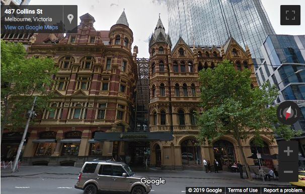 Street View image of West Podium, Mezzanine 2, 525 Collins Street, Melbourne, Victoria