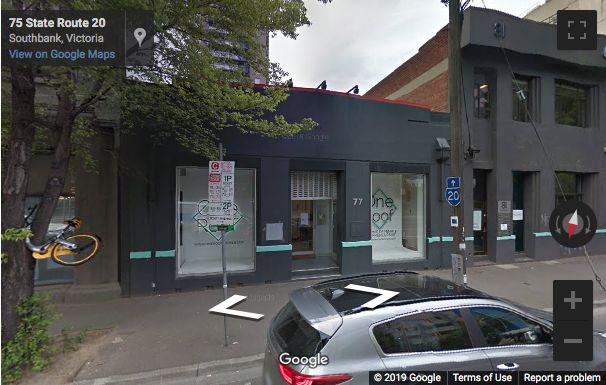 Street View image of 77 City Road, Southbank, Melbourne, Victoria