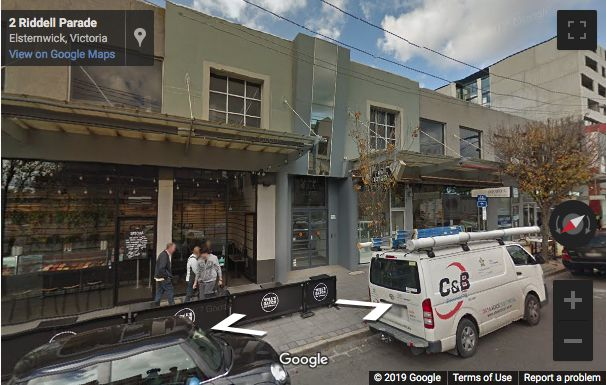Street View image of 6 Riddell Pde, Elsternwick, Melbourne, Victoria
