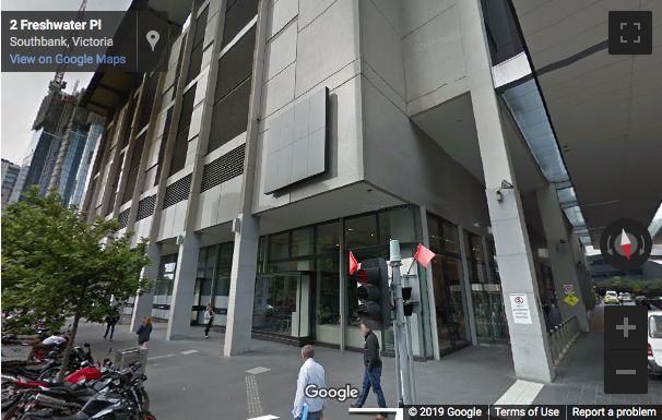 Street View image of 2 Southbank Boulevard, Melbourne, Victoria