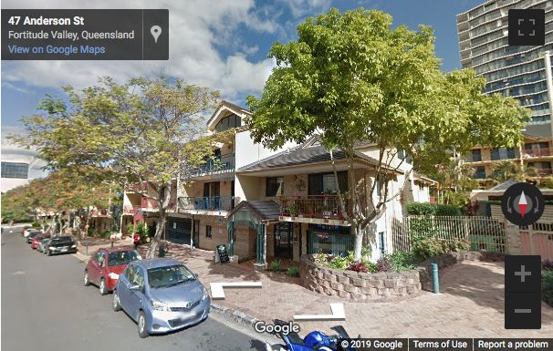 Street View image of 50 Anderson Street, Brisbane, Queensland